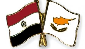 flag egypt cyprus